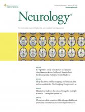 Neurology: 94 (4)