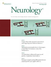 Neurology: 94 (8)