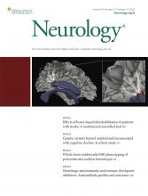 Neurology: 95 (17)