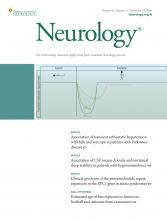 Neurology: 95 (21)