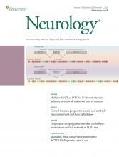 Neurology: 95 (22)