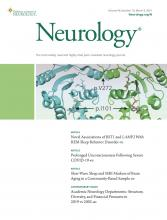 Neurology: 96 (10)