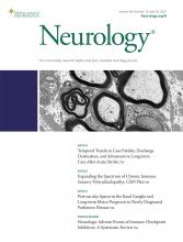 Neurology: 96 (16)