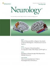 Neurology: 96 (20)