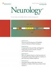 Neurology: 97 (17)