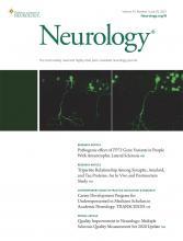 Neurology: 97 (3)