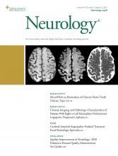 Neurology: 97 (5)